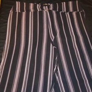 Pinstrip Trousers